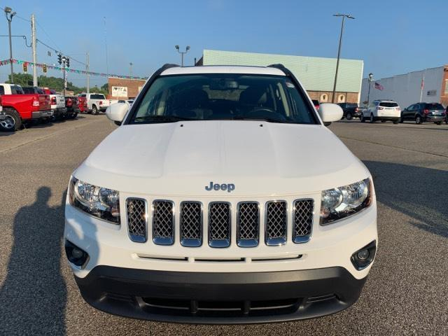 Pre-Owned 2016 Jeep Compass FWD 4dr High Altitude Edition