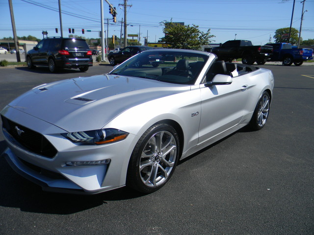 New 2019 Ford Mustang GT Premium Convertible