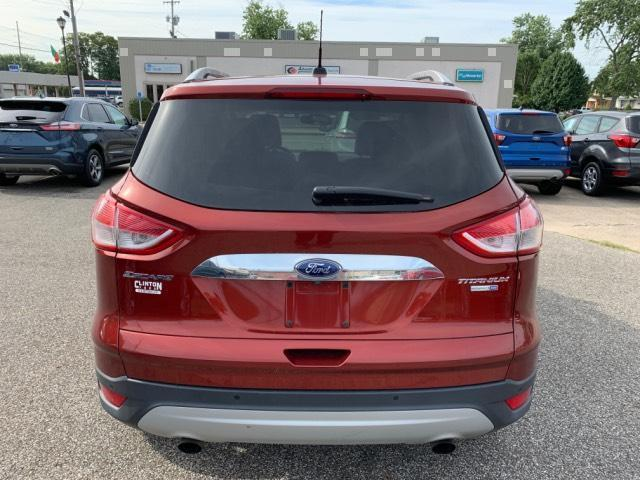 Pre-Owned 2015 Ford Escape 4WD 4dr Titanium