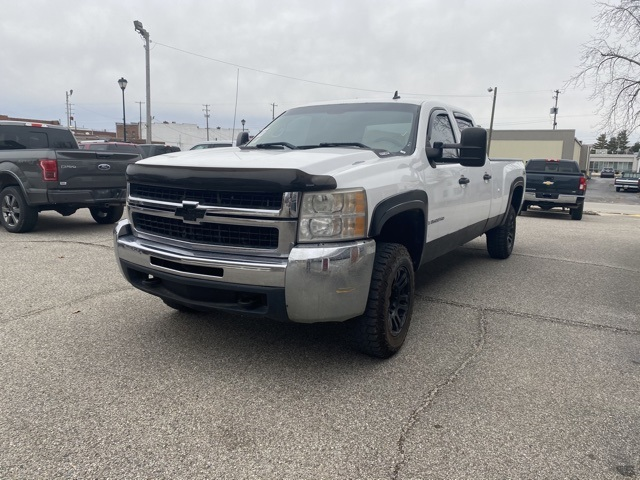 Pre-Owned 2007 Chevrolet Silverado 2500HD Work Truck