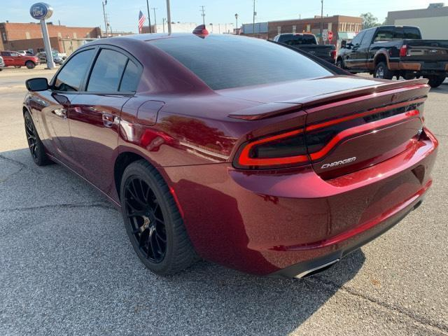 Pre-Owned 2017 Dodge Charger R/T RWD