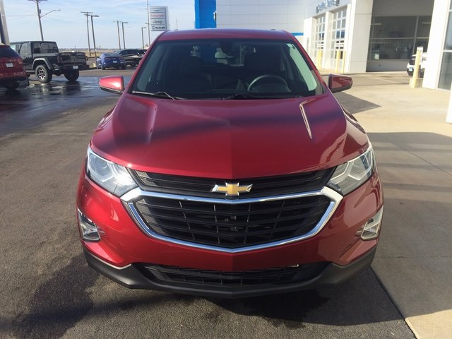Pre-Owned 2018 Chevrolet Equinox LT