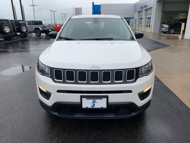 Pre-Owned 2018 Jeep Compass Sport FWD