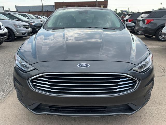 New 2020 Ford Fusion SE FWD
