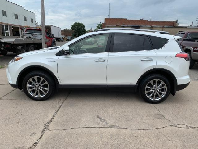 Pre-Owned 2018 Toyota RAV4 Hybrid Limited AWD