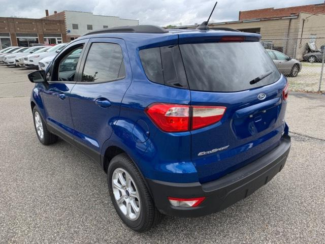New 2019 Ford EcoSport SE FWD