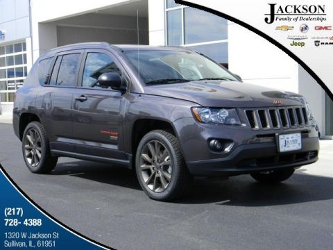 New 2017 Jeep Compass 75th Anniversary Edition FWD *Ltd A