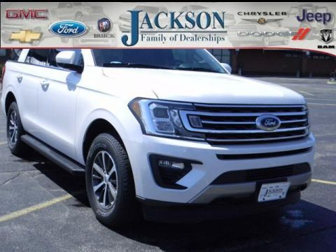 New 2018 Ford Expedition XLT 4x4