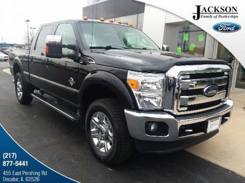 Pre-Owned 2016 Ford F-350SD Lariat With Navigation & 4WD