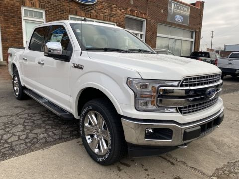 New 2020 Ford F-150 Lariat