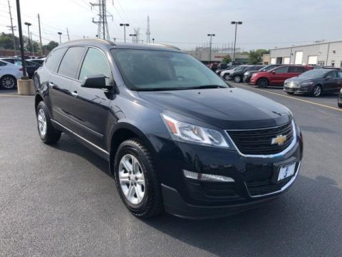 Pre-Owned 2016 Chevrolet Traverse FWD 4dr LS w/1LS