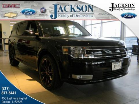 New 2018 Ford Flex SEL AWD