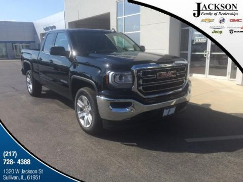 New 2019 GMC Sierra 1500 Limited 2WD Double Cab SLE
