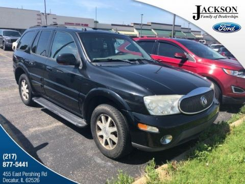 Pre-Owned 2004 Buick Rainier 4dr CXL Plus AWD