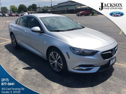 Pre-Owned 2018 Buick Regal Sportback 4dr Sdn Preferred II FWD