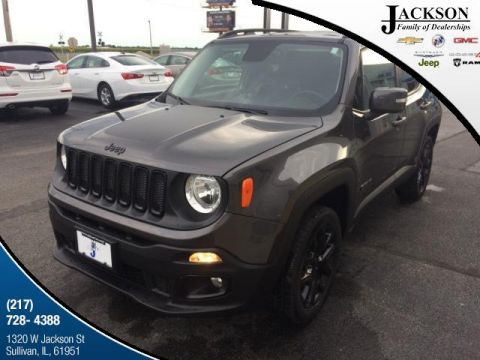 Pre-Owned 2016 Jeep Renegade 4WD 4dr Justice